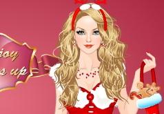 игры для девочек новогодний показ