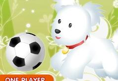 Игры собаки футбол