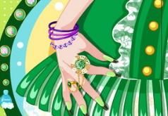 Игры салон красоты ногтей