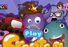 игры для детей создай монстра