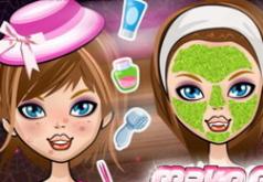 Игры Изысканный макияж Монстр Хай