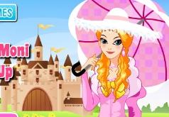 игры принцесса мони