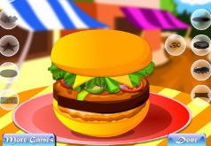 Игры декор твоего бургера