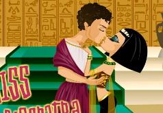 игры поцелуй с клеопатрой