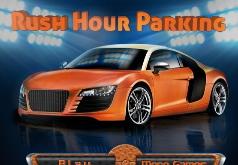 игры пик час парковка автомобилей
