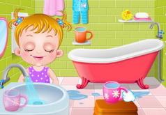 Игры для малышей малышка хейзел