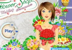 игры магазин цветочная оранжерея