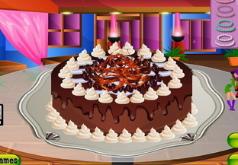 Игры Сладкий пирог из карамели