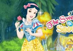 Игра Принцессы Диснея Белоснежки