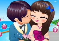 Игры Sweet Kiss Dress Up Games