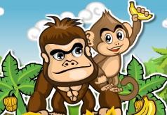 игры обезьяна и сынок