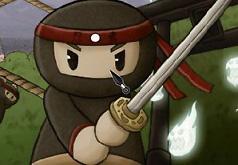 игры героический подвиг ниндзя