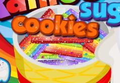 Игры Радужное сахарное печенье