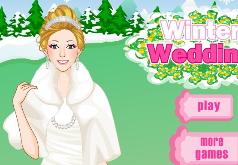 игры одень невесту зимой 2