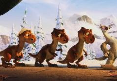 игры ледниковый пириуд эра динозавров