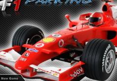 Игры Парковка Формула 1
