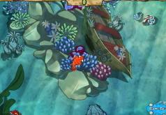 Игры большая рыба ест маленькую
