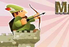 робин гуд шервуда игра