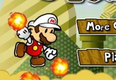Игры Марио и огненные шары