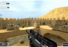 Игра «Контр страйк снайпер»