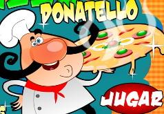 игры пицца донателло