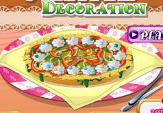Игры Украшение праздничного пирога
