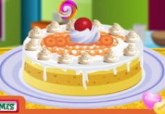 Игры Carrot Cake Decoration Games