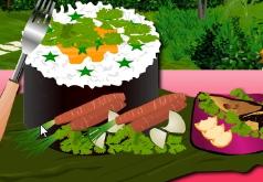 игры оформление суши