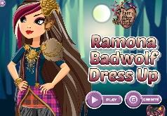 Поиграть с Рамоной Бедвульф