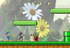 Игры Приключения Микки и Дональда на острове Х
