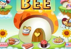 игры пчелка официантка