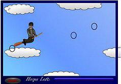 Игры Гарри Поттер - опыт преследования
