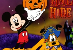 Игры Halloween Hide and Seek