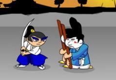 игры настоящий мститель японский самурай