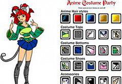 игры анимэ одевалка