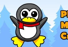Игры антарктический слалом онлайн