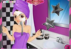 игры тормозной к эмо макияж
