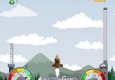 Игра Полёт на луну