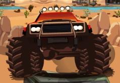 Игры Покоритель пустыни