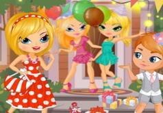 игры в кафе на день рождения