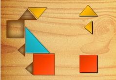 детские игры геометрические фигуры