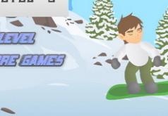 Игры Сноубордист форевер