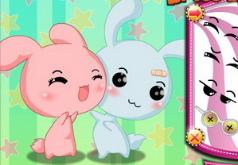 игры красивый кролик