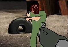 игры снайпер на стройке