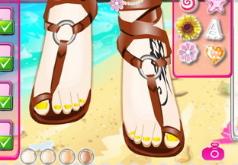 игры красивые ноги