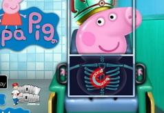 Игры Свинка Пеппа у хирурга