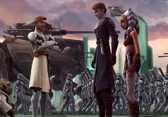 игры звездные войны войны клонов для мальчиков