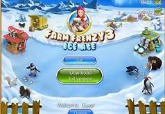 Игры Веселая ферма 3: Ледниковый период