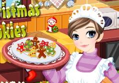 игры рождественское печенье тессы