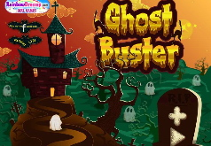 Игры Дух Бустера на кладбище